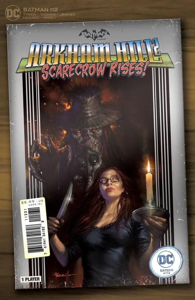 0721DC008 ComicList: DC Comics New Releases for 09/08/2021