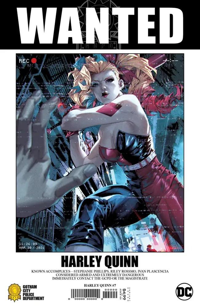 0721DC027 ComicList: DC Comics New Releases for 09/29/2021