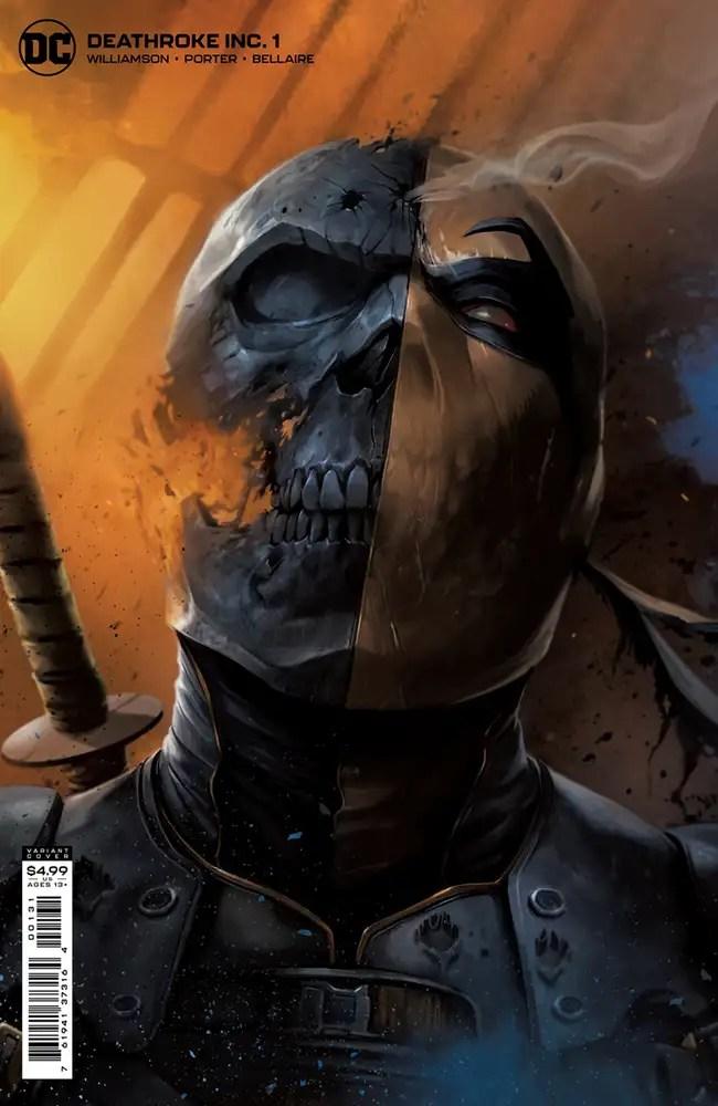 0721DC039 ComicList: DC Comics New Releases for 09/29/2021