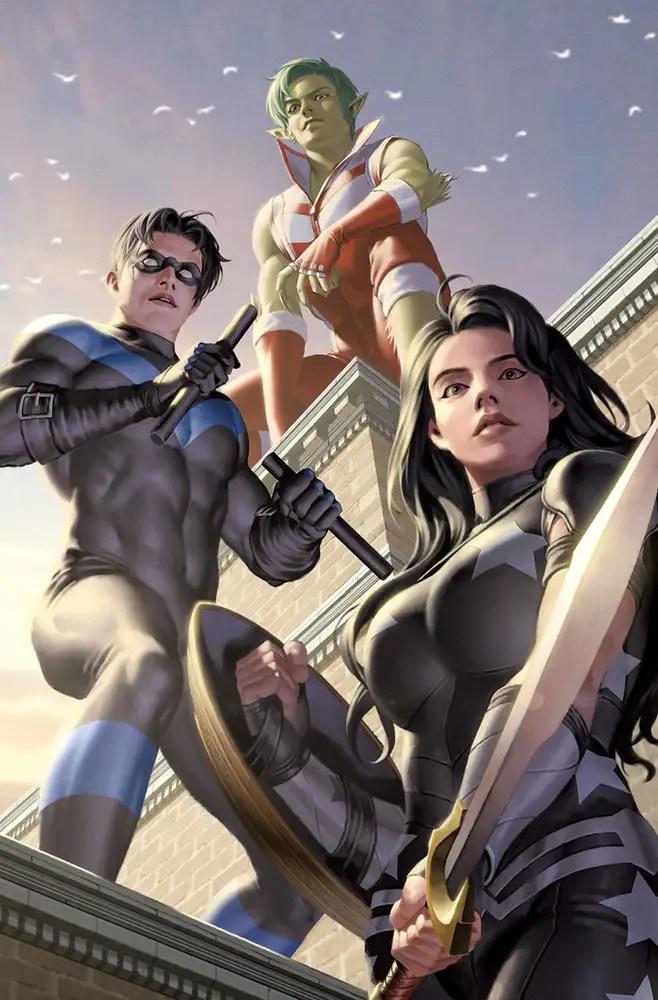 0721DC059 ComicList: DC Comics New Releases for 09/15/2021