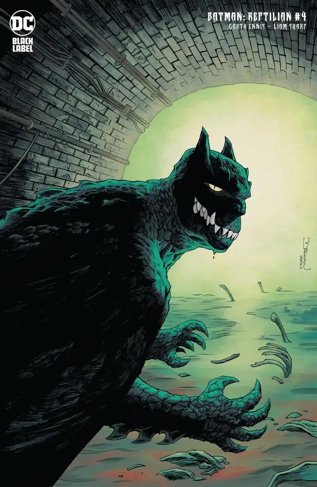 0721DC070 ComicList: DC Comics New Releases for 09/29/2021
