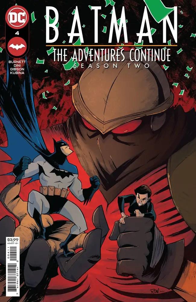 0721DC071 ComicList: DC Comics New Releases for 09/22/2021