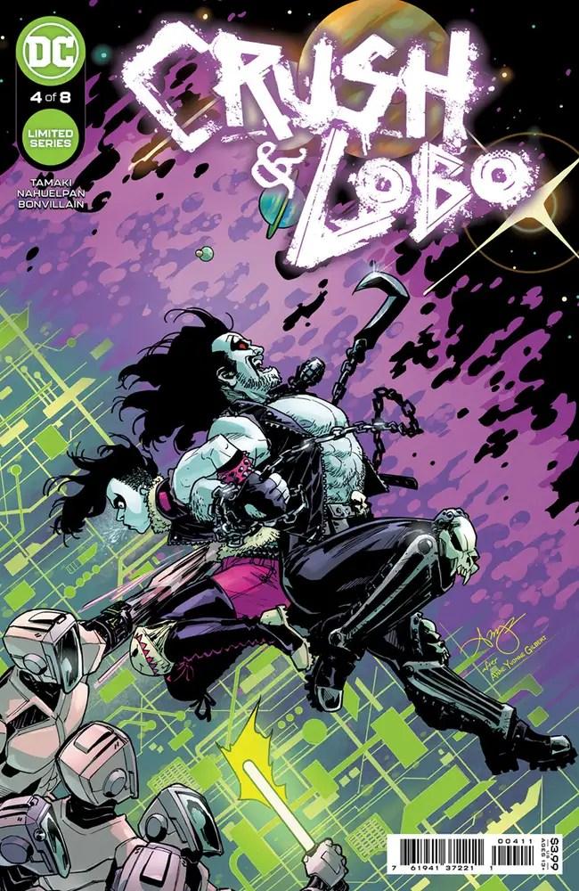 0721DC082 ComicList: DC Comics New Releases for 09/08/2021