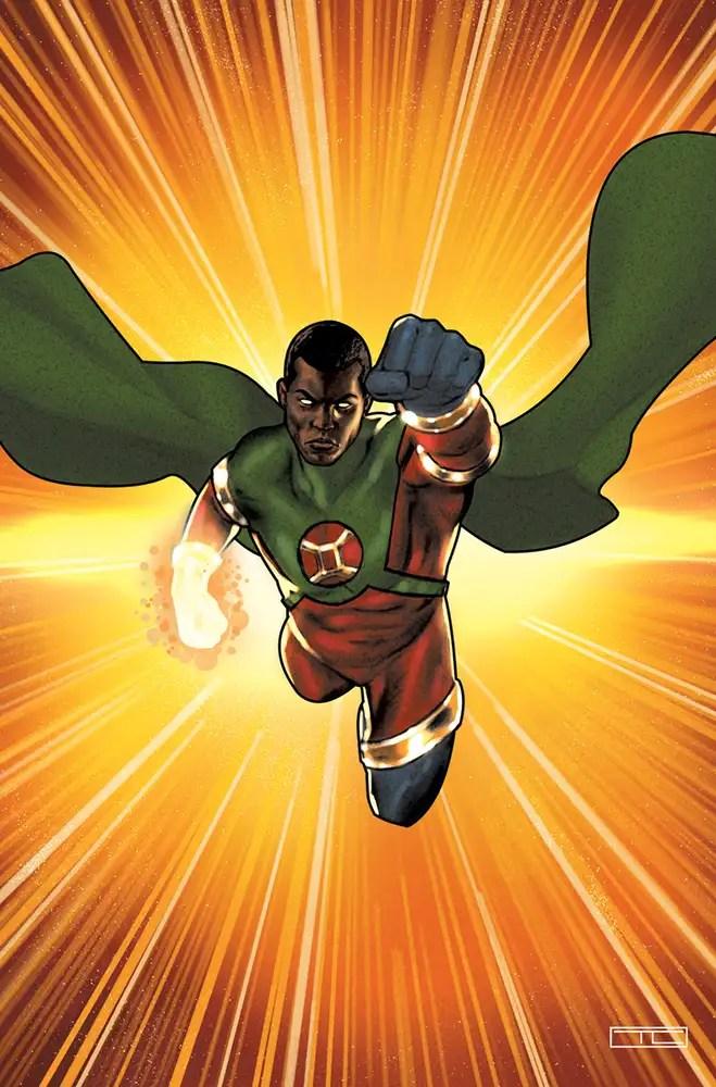 0721DC092 ComicList: DC Comics New Releases for 09/29/2021