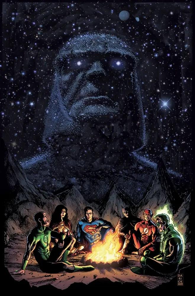 0721DC100 ComicList: DC Comics New Releases for 09/15/2021
