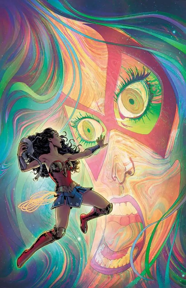0721DC116 ComicList: DC Comics New Releases for 09/08/2021