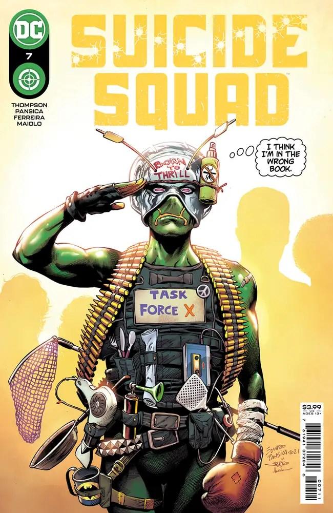 0721DC124 ComicList: DC Comics New Releases for 09/08/2021