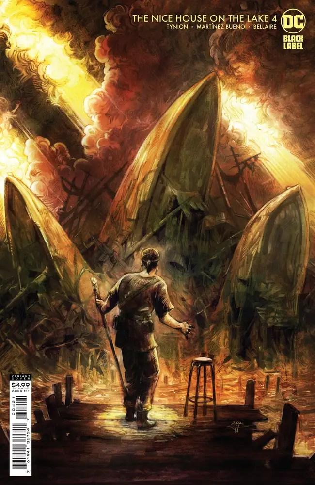 0721DC148 ComicList: DC Comics New Releases for 09/08/2021