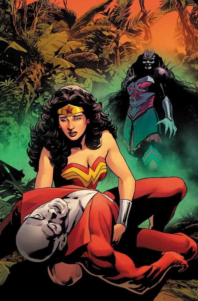 0721DC153 ComicList: DC Comics New Releases for 09/15/2021