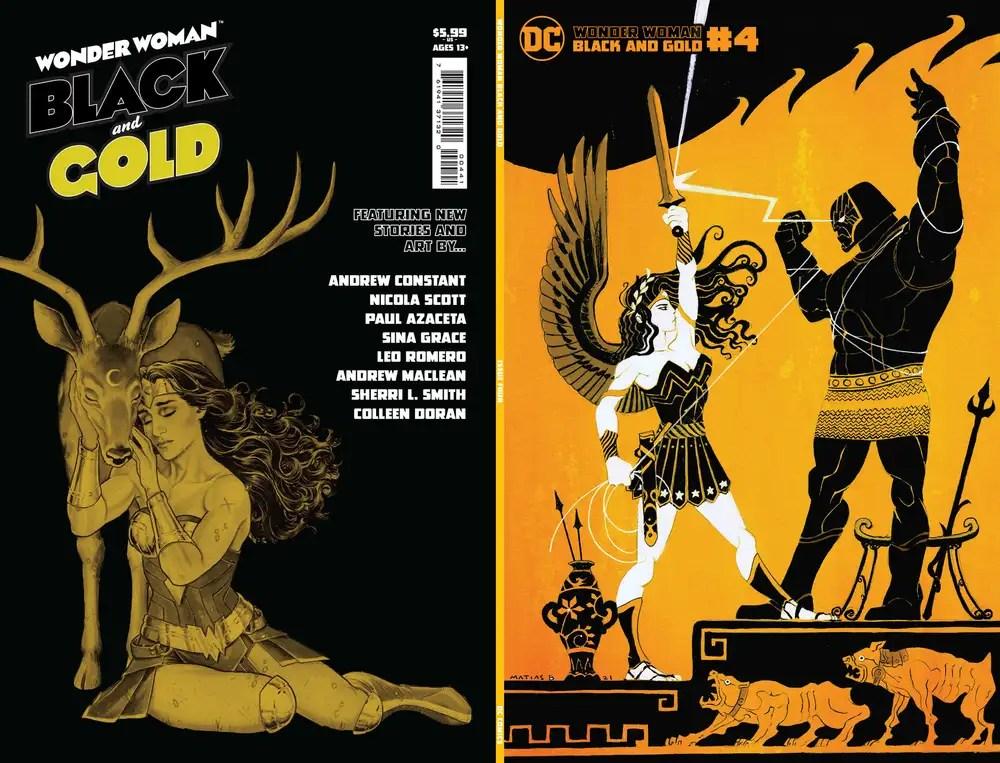 0721DC157 ComicList: DC Comics New Releases for 09/29/2021