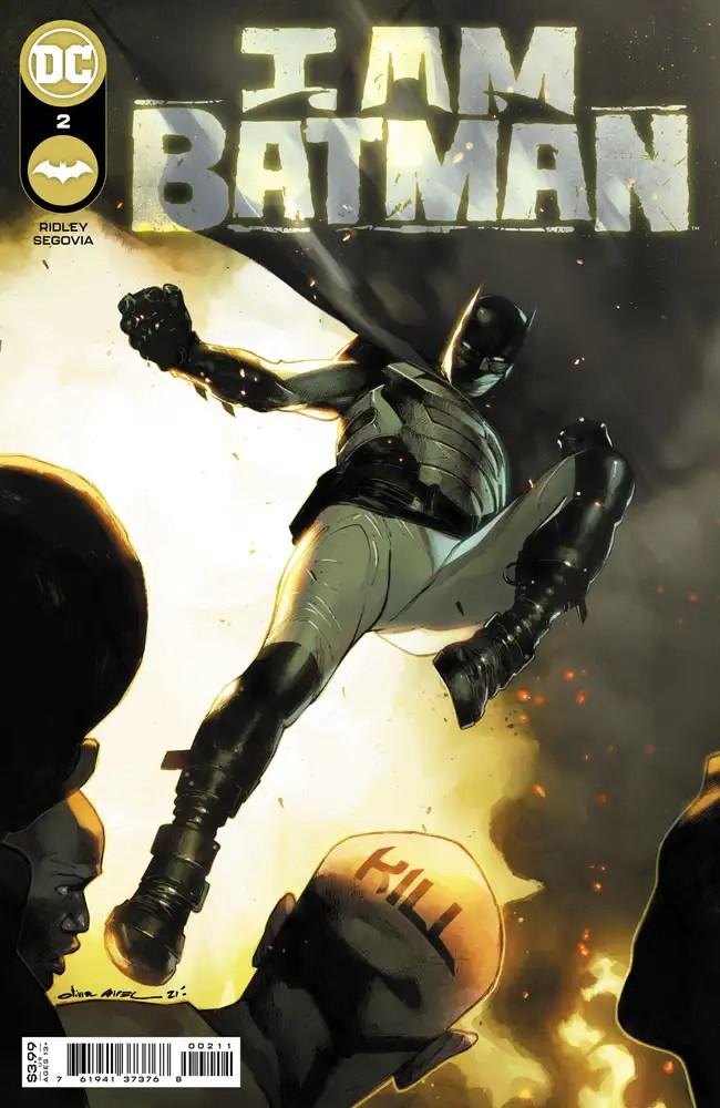 0821DC022 ComicList: DC Comics New Releases for 10/13/2021