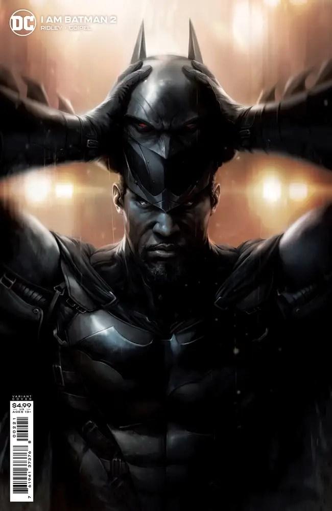 0821DC023 ComicList: DC Comics New Releases for 10/13/2021