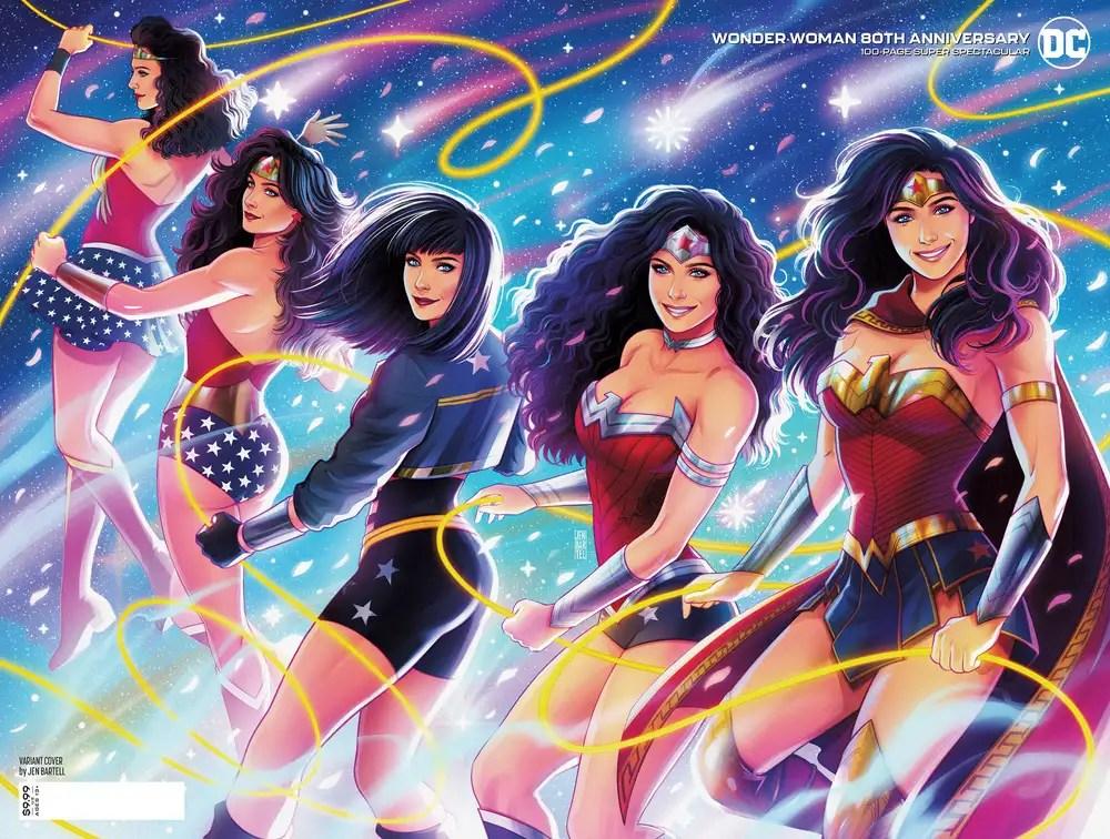 0821DC061 ComicList: DC Comics New Releases for 10/06/2021