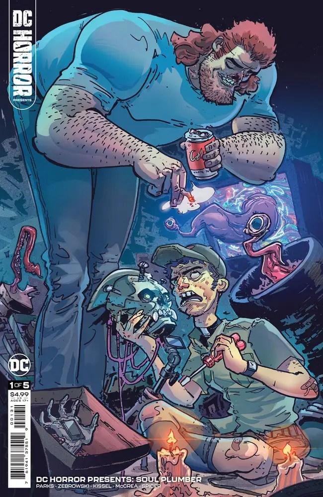 0821DC080 ComicList: DC Comics New Releases for 10/06/2021