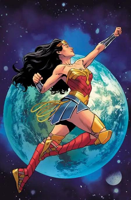 0821DC169 ComicList: DC Comics New Releases for 10/13/2021