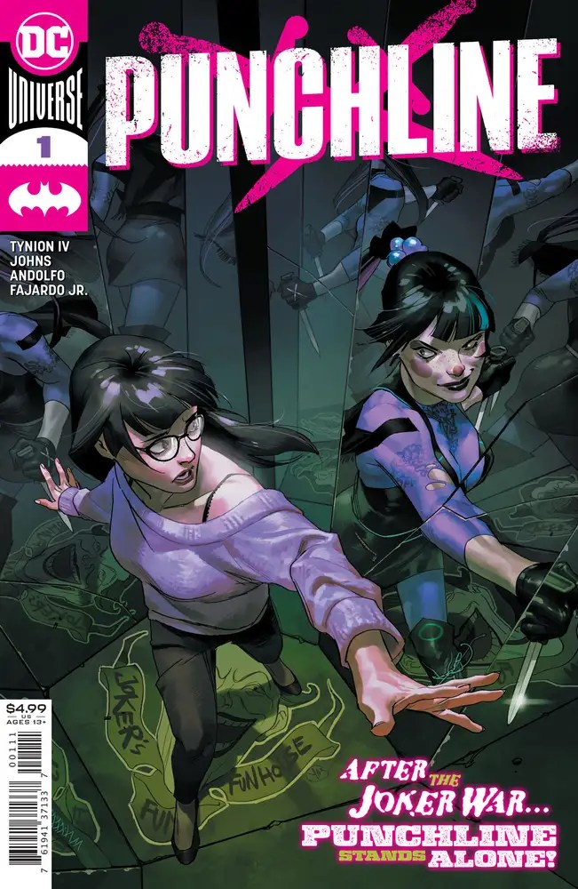 0920DC004 ComicList: DC Comics New Releases for 11/11/2020