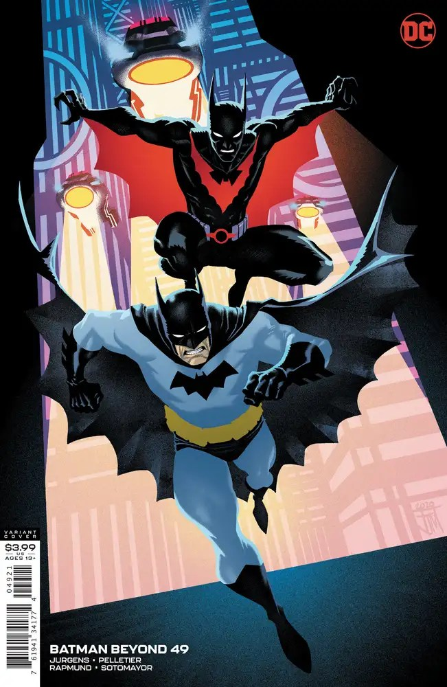 0920DC805 ComicList: DC Comics New Releases for 11/25/2020