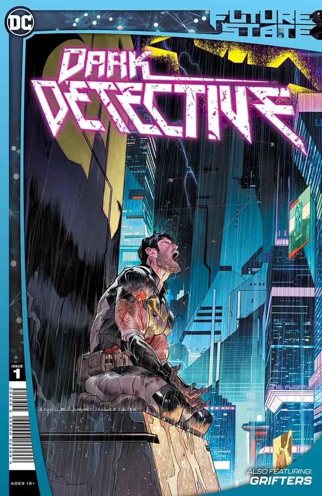 1120DC012 ComicList: DC Comics New Releases for 01/13/2021