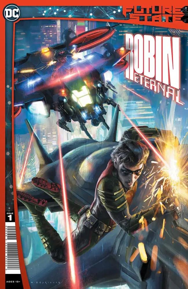 1120DC032_1 ComicList: DC Comics New Releases for 01/13/2021