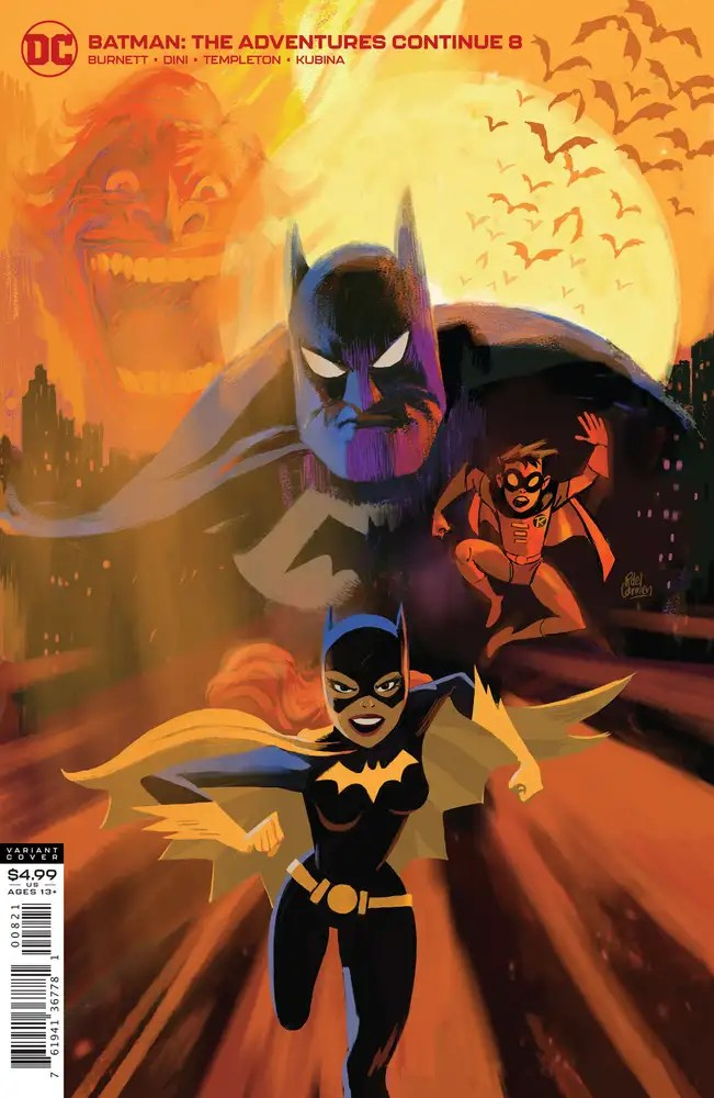 1120DC060 ComicList: DC Comics New Releases for 01/27/2021