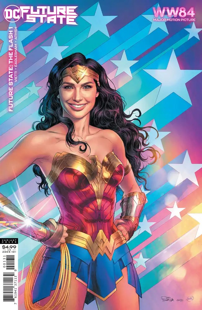 1120DC804 ComicList: DC Comics New Releases for 01/06/2021