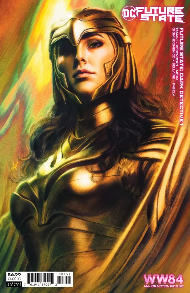 1120DC806 ComicList: DC Comics New Releases for 01/13/2021