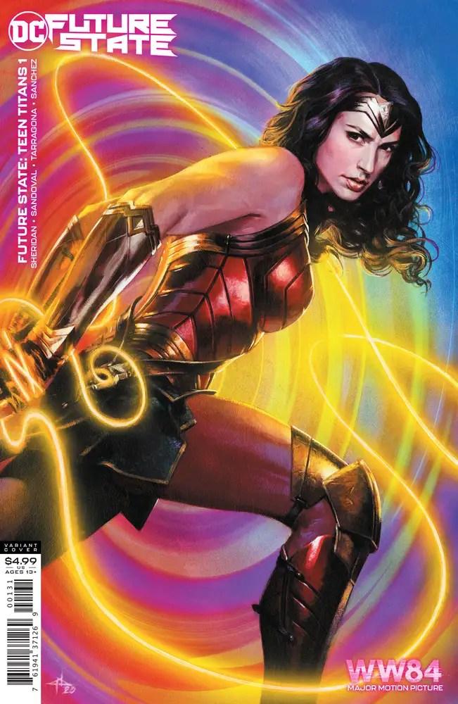 1120DC809 ComicList: DC Comics New Releases for 01/13/2021
