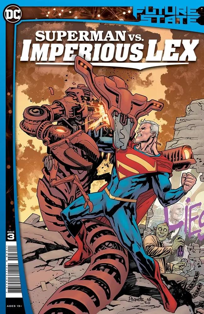 1220DC043 ComicList: DC Comics New Releases for 03/31/2021