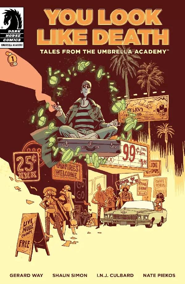 3004832 ComicList: Dark Horse Comics New Releases for 09/16/2020