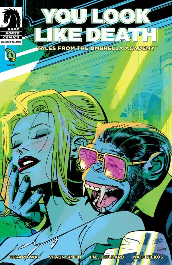 3004839 ComicList: Dark Horse Comics New Releases for 09/16/2020
