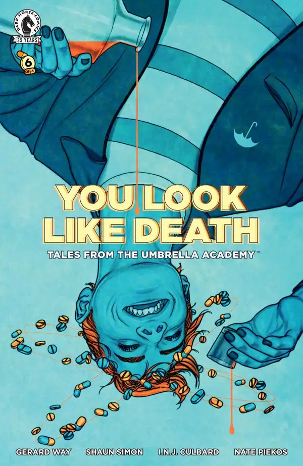 3004849 ComicList: Dark Horse Comics New Releases for 02/24/2021