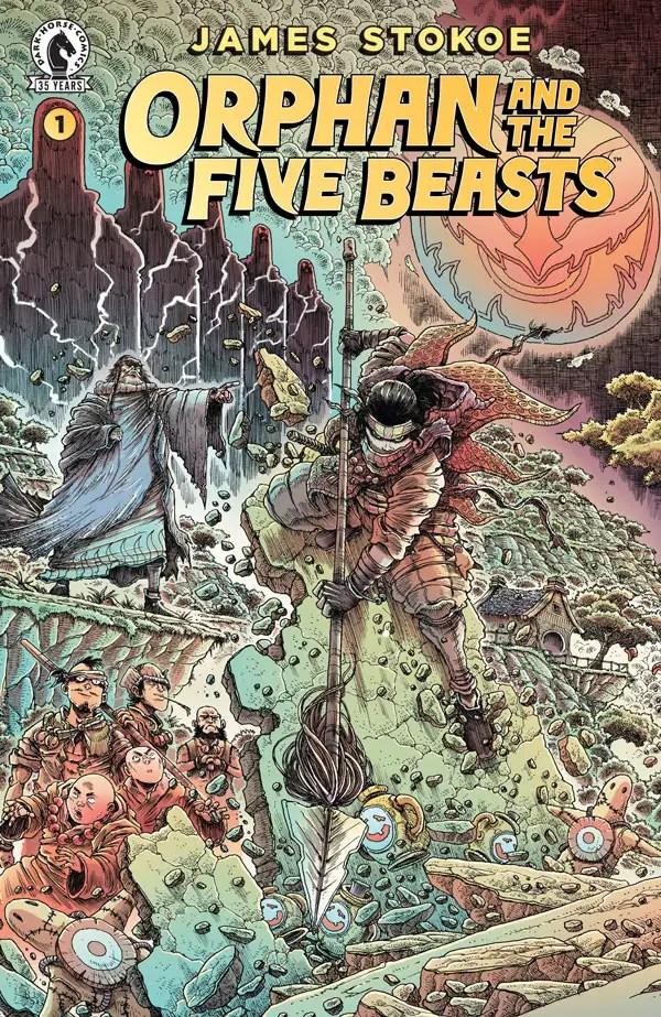 3005533 ComicList: Dark Horse Comics New Releases for 03/17/2021