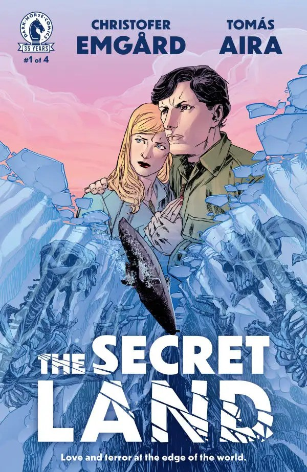 3006157 ComicList: Dark Horse Comics New Releases for 06/09/2021
