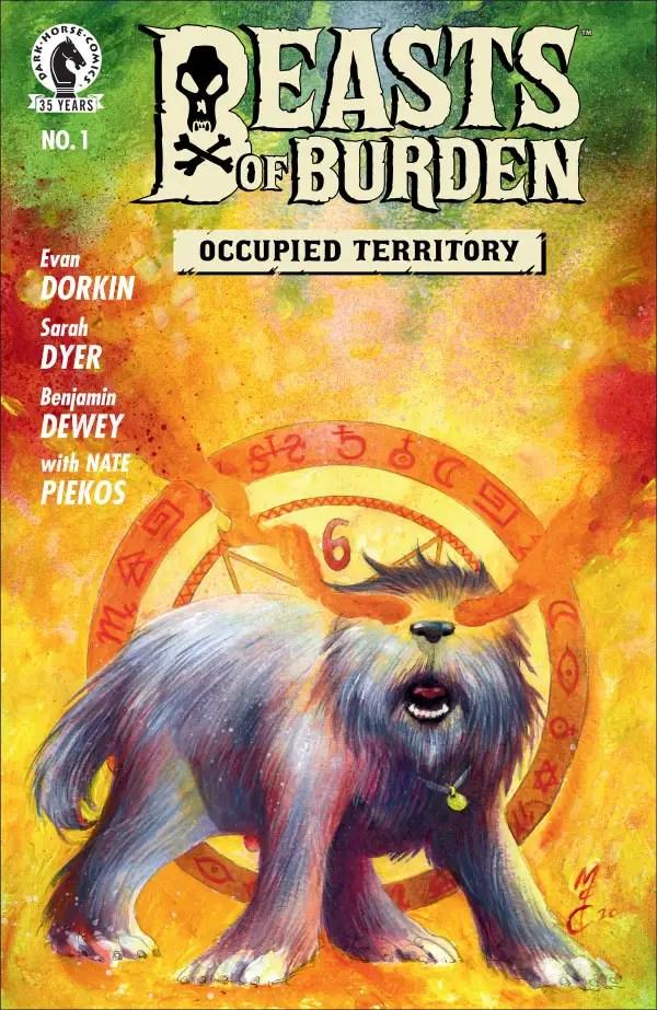3006362 ComicList: Dark Horse Comics New Releases for 04/07/2021