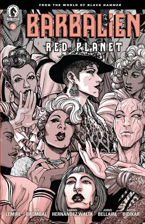 3007047 ComicList: Dark Horse Comics New Releases for 01/20/2021