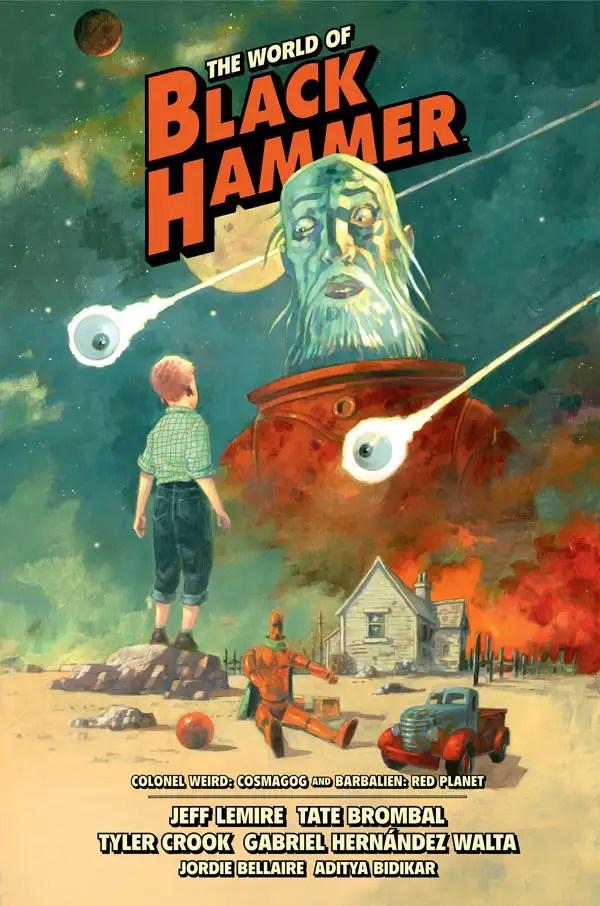 3007162 ComicList: Dark Horse Comics New Releases for 06/16/2021