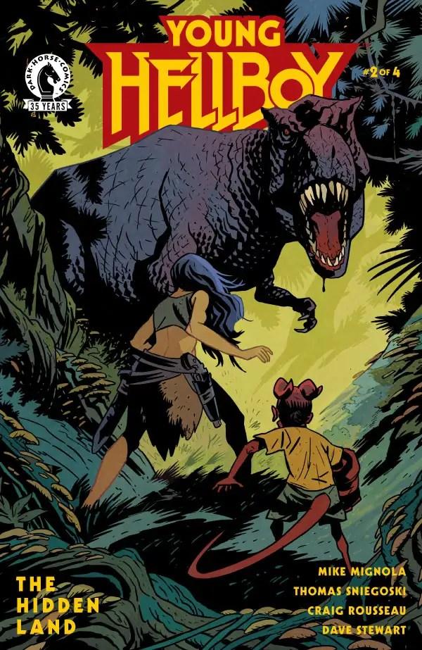 3007884 ComicList: Dark Horse Comics New Releases for 03/31/2021