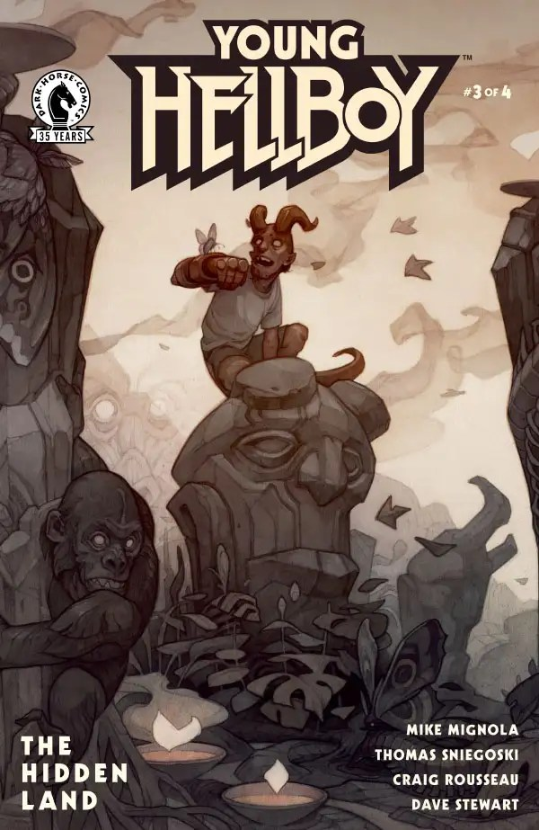 3008371 ComicList: Dark Horse Comics New Releases for 04/14/2021