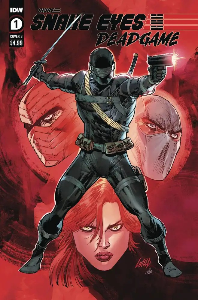 APR200700 ComicList: IDW Publishing New Releases for 07/15/2020