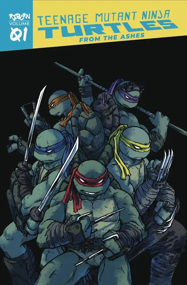 APR200711 ComicList: IDW Publishing New Releases for 09/02/2020