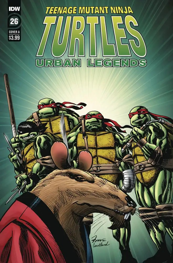 APR200717 ComicList: IDW Publishing New Releases for 08/19/2020