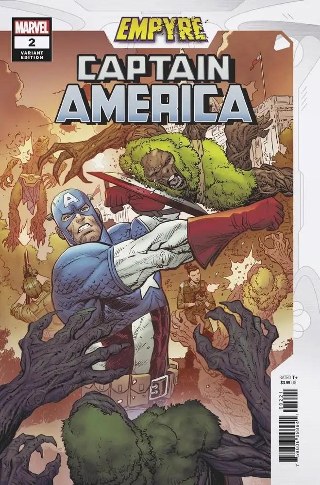 APR200860 ComicList: Marvel Comics New Releases for 08/12/2020