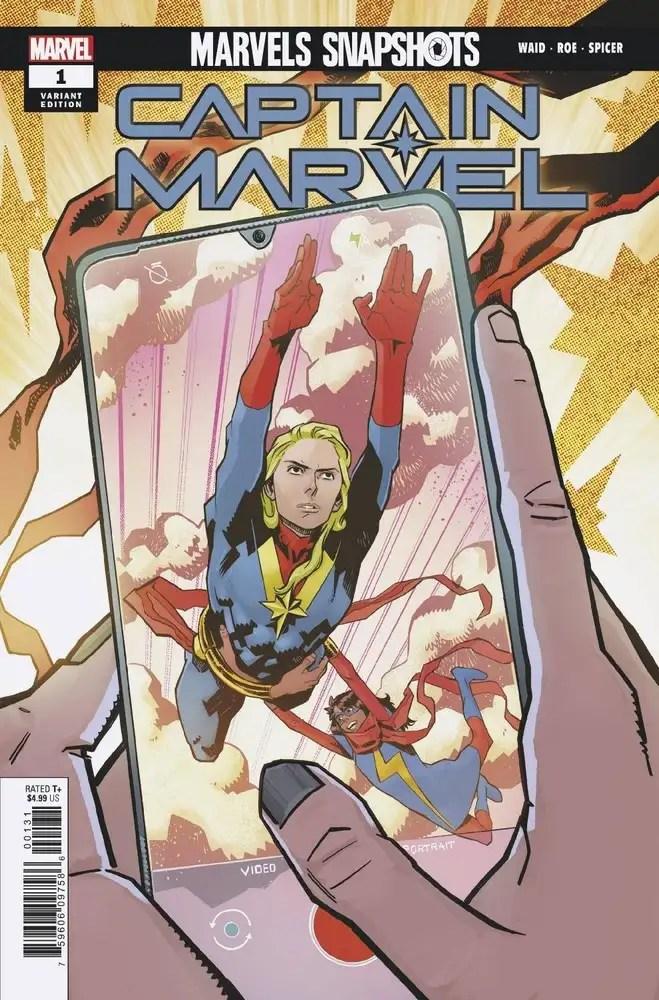 APR200929 ComicList: Marvel Comics New Releases for 02/24/2021