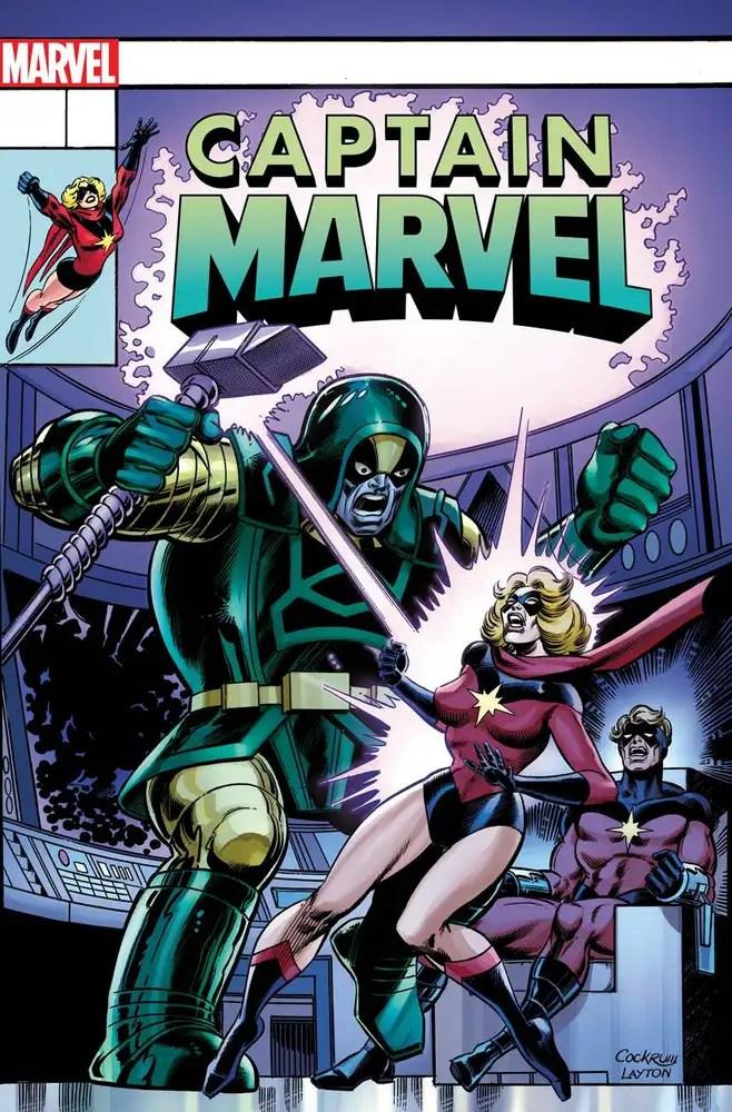 APR200930 ComicList: Marvel Comics New Releases for 02/24/2021