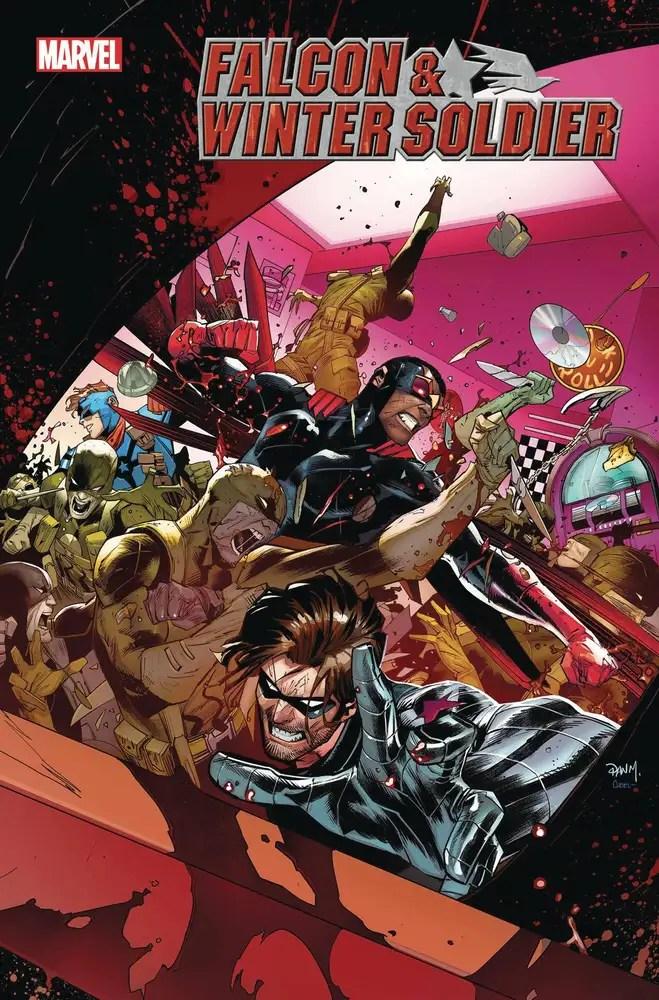 APR201014 ComicList: Marvel Comics New Releases for 11/25/2020