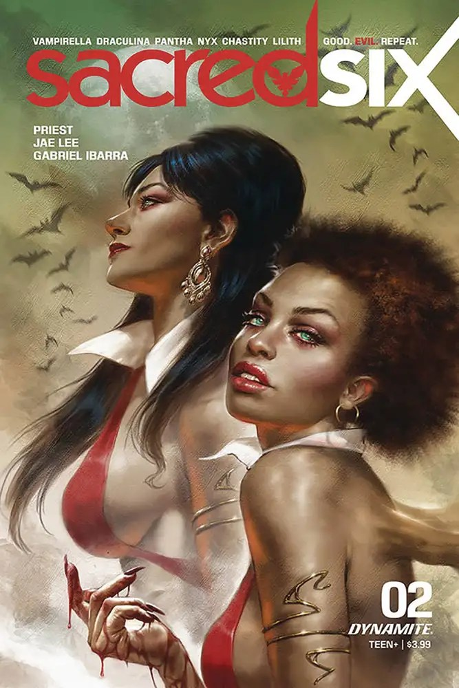 APR201187 ComicList: Dynamite Entertainment New Releases for 09/02/2020