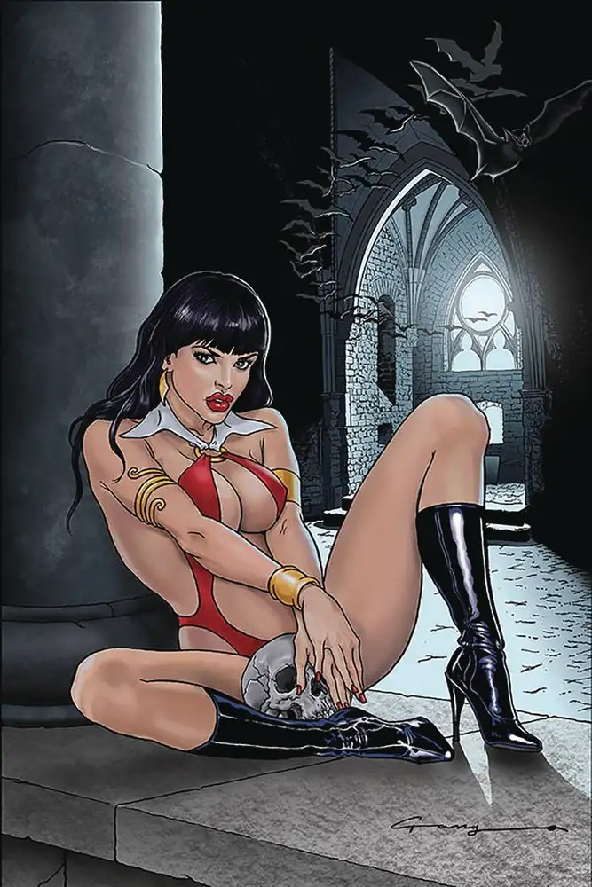 APR201213 ComicList: Dynamite Entertainment New Releases for 09/02/2020