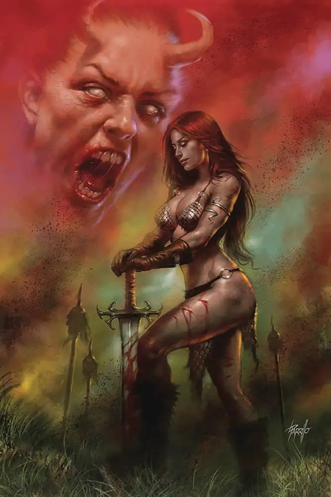 APR201229 ComicList: Dynamite Entertainment New Releases for 09/02/2020