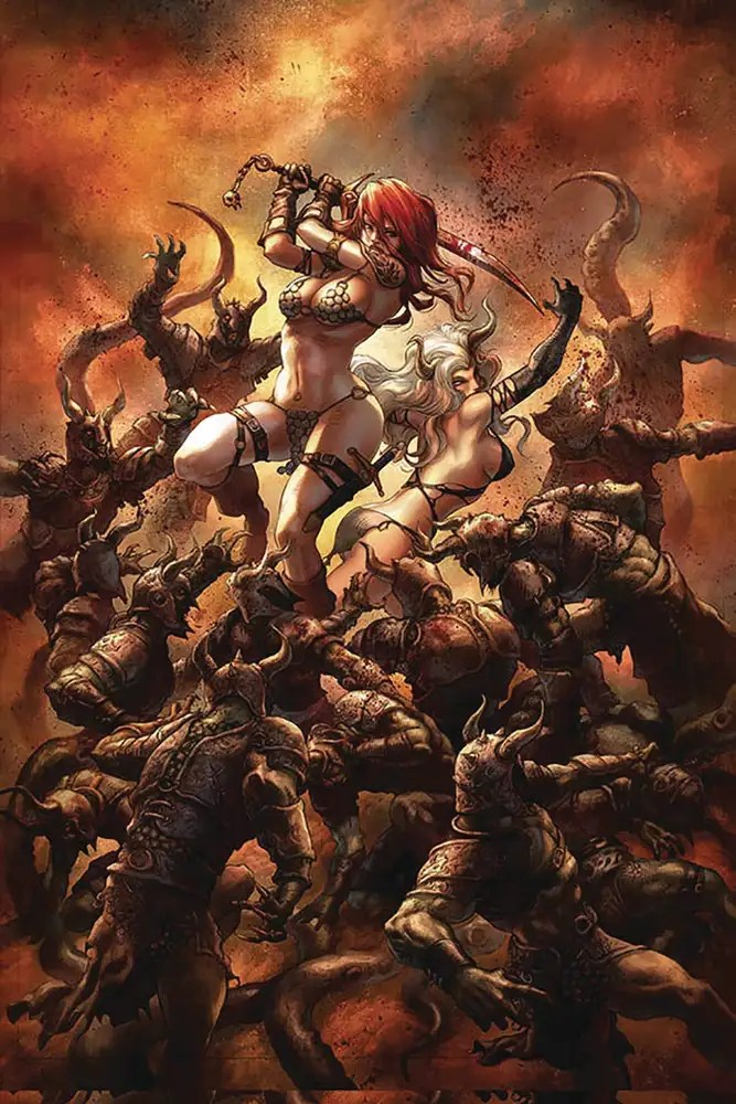 APR201230 ComicList: Dynamite Entertainment New Releases for 09/02/2020