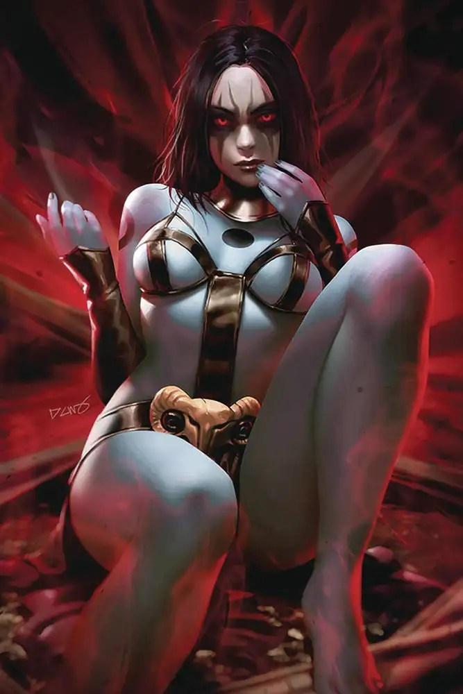 APR201232 ComicList: Dynamite Entertainment New Releases for 09/02/2020